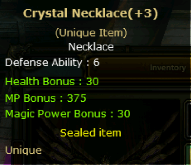 crystal neck +3