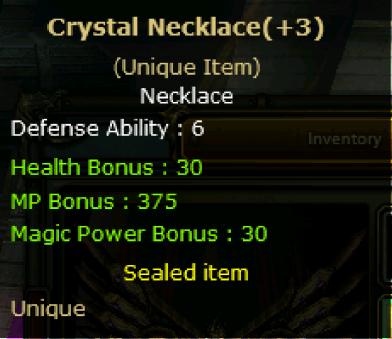 crystal neck +3