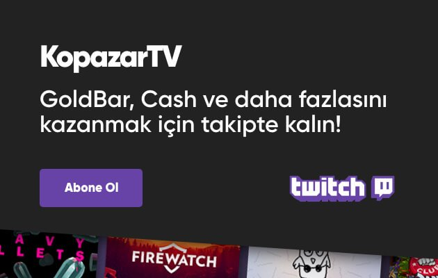Kopazar Twitch Mobile