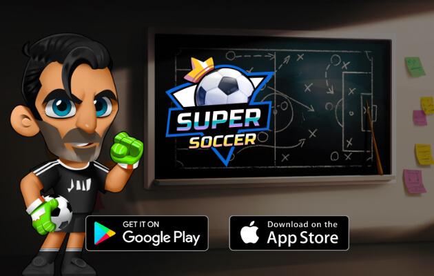 Super Soccer Mobil